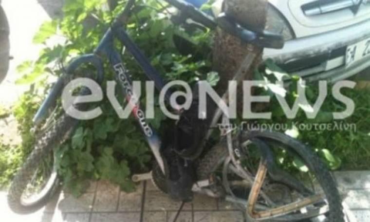 Τραγωδία στην Εύβοια: Ταξί παρέσυρε και σκότωσε ποδηλάτη