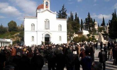 Γιώργος Κολοκυθάς: Το τελευταίο «αντίο» (photos)
