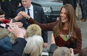 Η Kate Middleton αποκάλυψε το φύλο του παιδιού που περιμένει