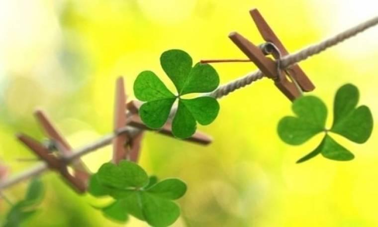 Οι 12 τυχερές στιγμές της ημέρας: Τετάρτη 6 Μαρτίου