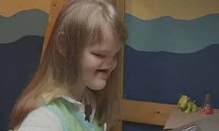 Συγκλονιστικό: Το κορίτσι που γεννήθηκε χωρίς μάτια και μύτη