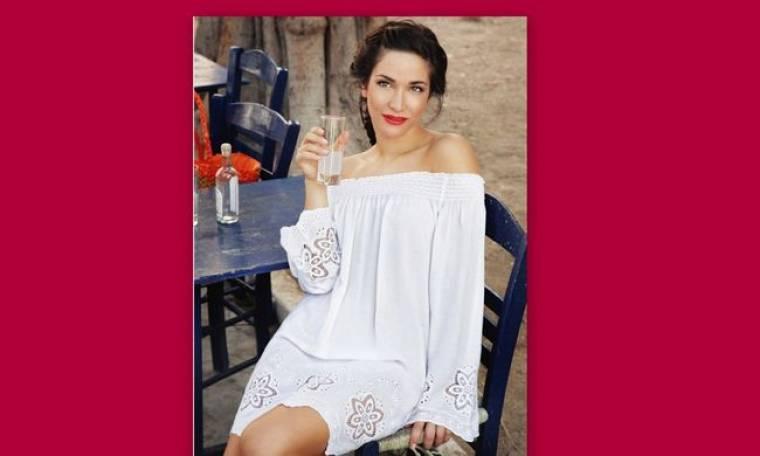 Κατερίνα Γερονικολού: Από ηθοποιός… μοντέλο!