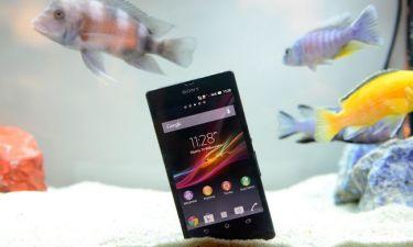 Νέο smartphone από την Sony