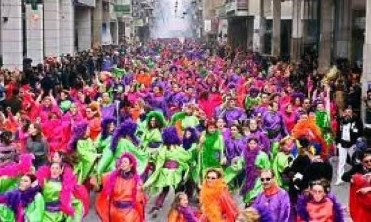 H σπάνια φωτογραφία από το πατρινό καρναβάλι του '50 που κάνει θραύση