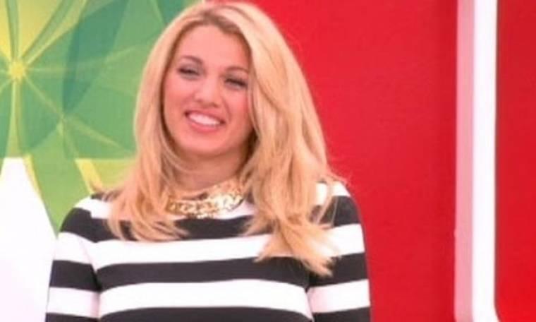 Κωνσταντίνα Σπυροπούλου: «Δεν νιώθω έτοιμη να αναλάβω τα ηνία μιας εκπομπής»