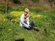 Ελένη Μενεγάκη: Δείτε φωτογραφίες της από την Άνδρο όπου βρίσκεται!