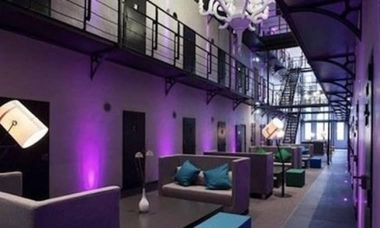 Δείτε τη μεταμόρφωση μίας φυλακής σε υπέροχο boutique ξενοδοχείο