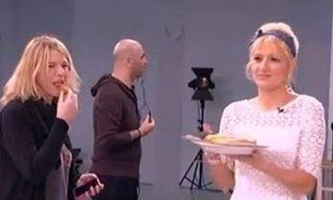 Η Κατραβά τρώει τουλουμπάκι και η Σκορδά δηλώνει: «Μη γυρίσετε την κάμερα, γιατί μετά θα φύγουμε όλοι μαζί»
