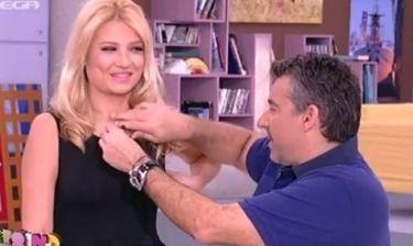 Ο Λιάγκας βάζει το μικρόφωνο στην Σκορδά!