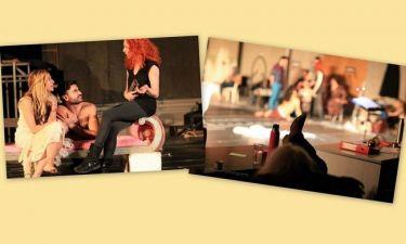 Backstage στις πρόβες για τους «Δαίμονες» (φωτό)
