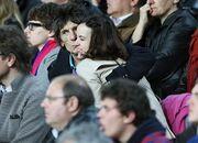 Ρόνι Γουντ: Στο γήπεδο με την γυναίκα της ζωής του