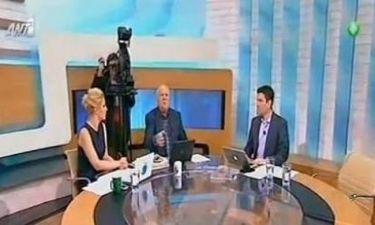 «Τα πήρε» ο Παπαδάκης με μήνυμα τηλεθεατή για το επεισόδιο Κανέλλη-Κασιδιάρη: «Αυτά είναι μαγκιές της κλ@ν@@ς»