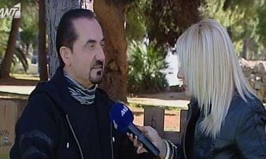 Η πρώτη τηλεοπτική συνέντευξη του Λευτέρη Πανταζή μετά το εγκεφαλικό