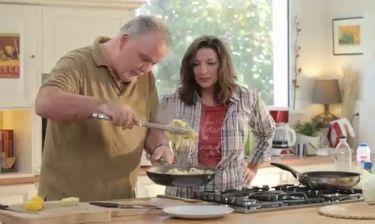 Νταϊάν Κοχύλα: Τι μας προτείνει για σήμερα μέσα από την εκπομπή «Τι θα φάμε μαμά;»