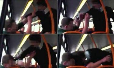 Βίντεο ΣΟΚ στο Facebook: 14χρονος χτυπάει μαθητή με ειδικές ανάγκες