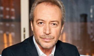 Γρηγόρης Βαλτινός: «Το μόνο που με φοβίζει είναι η υγεία»