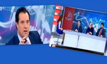 Εκτός εαυτού ο Γεωργιάδης στην Τσαπανίδου: «Λάσπη σε μένα; Θα τους γδάρω»