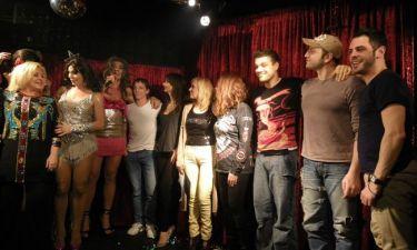 Το πάρτι μασκέ του Eurovision fan club