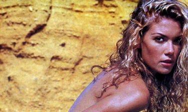 Δείτε τη γυμνή φωτογράφηση της Καγιά όταν ήταν έφηβη!