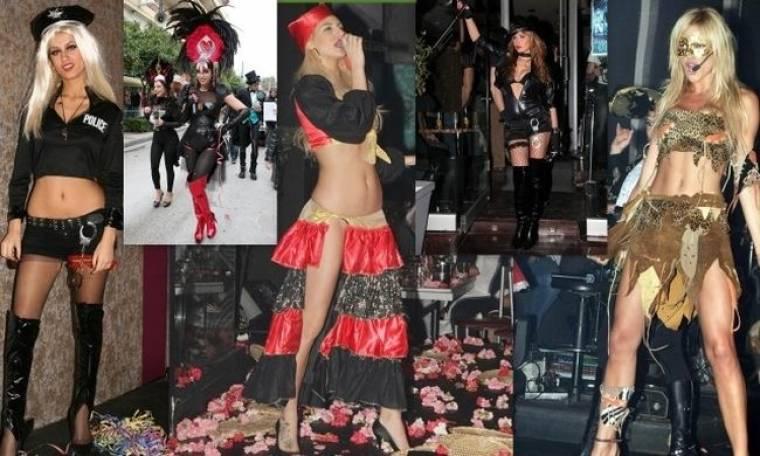 Τα πιο σέξι κορίτσια της showbiz, ντυμένα για τις Απόκριες!