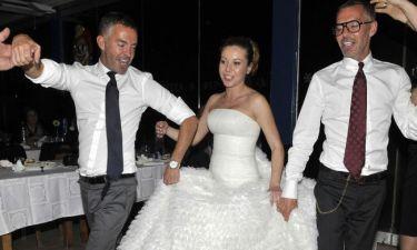 Δείτε τους DSquared να χορεύουν συρτάκι και καλαματιανό σε ελληνικό παραδοσιακό γάμο!