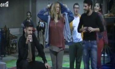 Backstage από τις πρόβες της Άννας Βίσση στους «Δαίμονες»