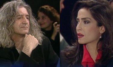 Άννα Βίσση-Νίκος Καρβέλας: Μιλούν για τους «Δαίμονες» πριν 22 χρόνια