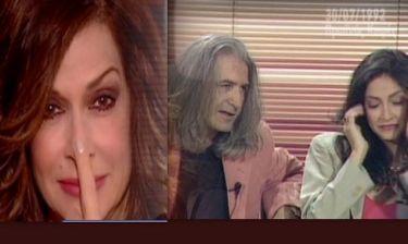 Η Άννα Βίσση συγκινήθηκε βλέποντας κοινές της στιγμές με τον Νίκο Καρβέλα ως ζευγάρι