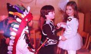 Οι Έλληνες celebrities με αποκριάτικες στολές στην παιδική τους ηλικία