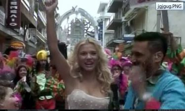 Εκθαμβωτική ως βασίλισσα του καρναβαλιού στην Ξάνθη η Λάουρα Νάργιες!