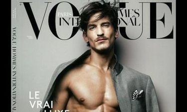 Το νέο εξώφυλλο της ανδρικής Vogue κόβει την ανάσα