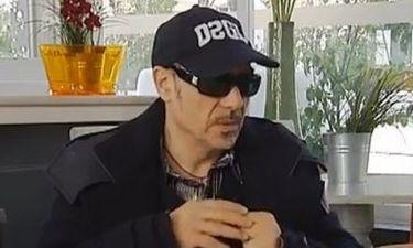 Νότης Σφακιανάκης: «Έπεσα θύμα διάρρηξης δυο φορές»