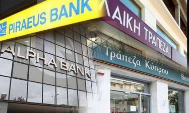 Σε Alpha και Πειραιώς οι κυπριακές τράπεζες στην Ελλάδα