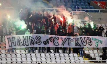 «Κάτω τα χέρια από την Κύπρο»! (video)