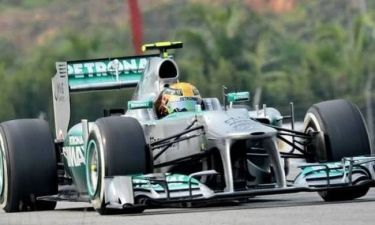 Grand Prix Μαλαισίας: Έξι δευτέρα φύσις για Χάμιλτον (video)