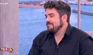 """Δαδακαρίδης: """"Είναι εξαιρετικές οι παραγωγές των τουρκικών σίριαλ"""""""