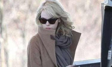 Emma Stone: Πανέμορφη και χωρίς ίχνος make up