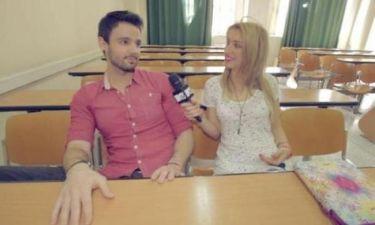 Γιώργος Παπαδημητράκης: Επιστρέφει στα θρανία για να ολοκληρώσει το πτυχίο του