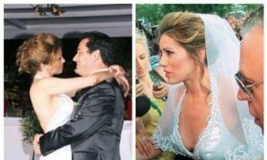 Aναδρομή στο παρελθόν: O πολυσυζητημένος γάμος της Ευγενίας Μανωλίδου και του Άδωνη Γεωργιάδη