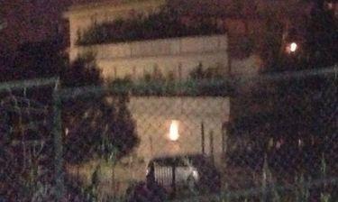 Αποκλεισμένο μετά από την έκρηξη το σπίτι του Νίκου Τσάκου (οι πρώτες photos)