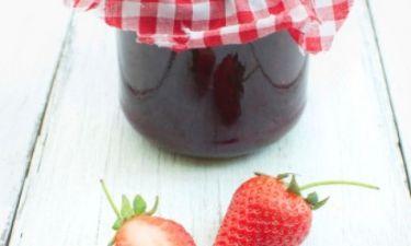 Λαχταριστή μαρμελάδα φράουλα!