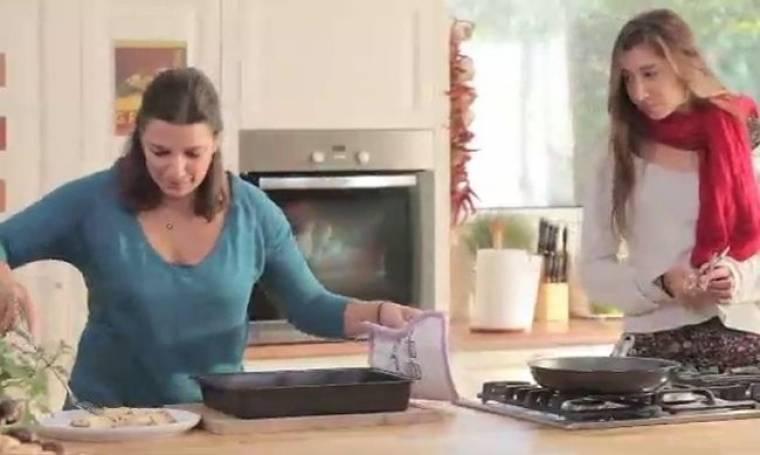 Τι μας μαγειρεύει σήμερα η Νταϊάν Κοχύλα;