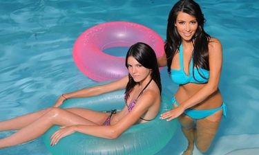 Η μικρή ετεροθαλής αδερφή της Kim Kardashian που σκίζει ως μοντέλο