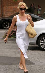 Pamela Anderson: Για ψώνια στο Μαλιμπού!