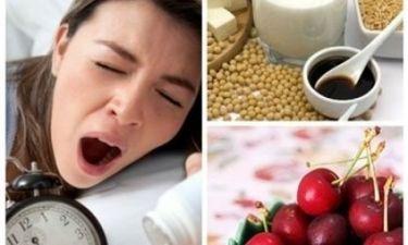 Προβλήματα με τον ύπνο; Αυτές οι τροφές θα σας λυτρώσουν!