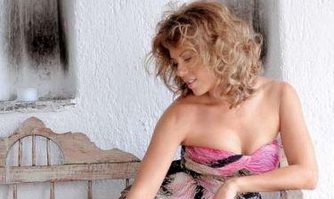 Η Ευγενία Μανωλίδου σε ρόλο… μοντέλου!