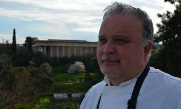 Άρης Τσανακλίδης: «Φαγητό και έρωτας κυριαρχούν στη ζωή µας»