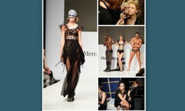 AXDW Celebrity Skin: To avant garde catwalk με τις διάσημες παρουσίες