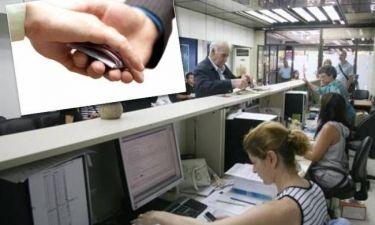 Ρεκόρ διαφθοράς στο Δημόσιο Τομέα το 2012