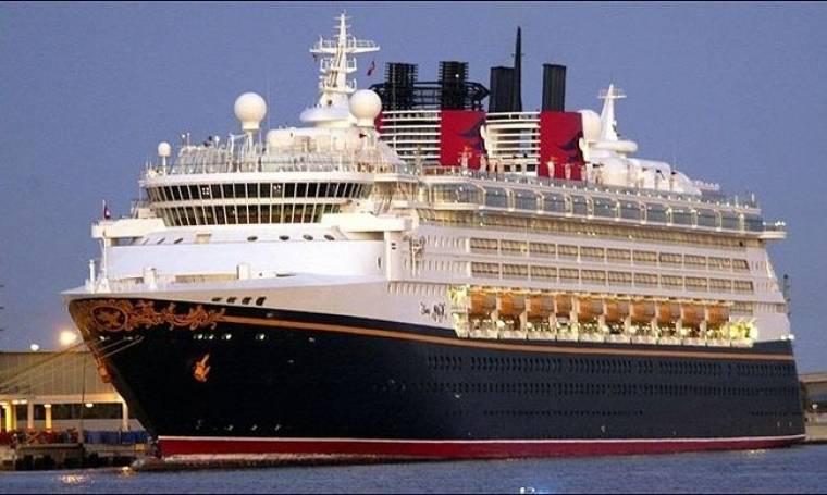 Το κρουαζιερόπλοιο Disney Magic έρχεται στην Ελλάδα
